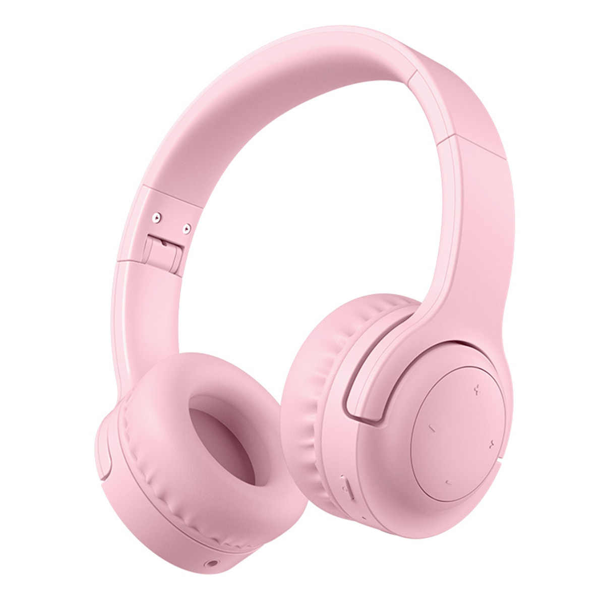 Kids Bluetooth Wireless Headphones Safe Volume Noise Cancelling Foldable Stereo 3 5mm Children Headsets With Mic Gift Aliexpress