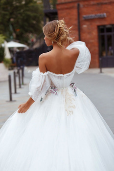 Robe de Mariage Lola Bohème Romantique
