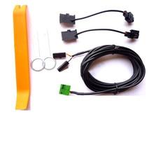 Pour Audi A4 A5 S5 Q5 A6 S5 Q7 MMI 3G Bluetooth Micro Audio MP3 Microphone Adaptateur