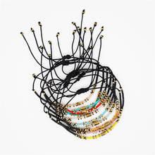 Go2boho Miyuki Bracelets Women Bohemian Colorful Bracelet Summer Beach Pulseras Mujer 2019 Jewelry Janpan Beads Boho Chic