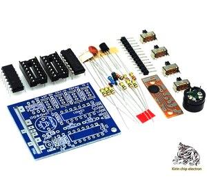 1 шт./лот, 16 комплектов музыкальной коробки, комплект для электронного производства, комплект для самостоятельного производства, запасные ч...