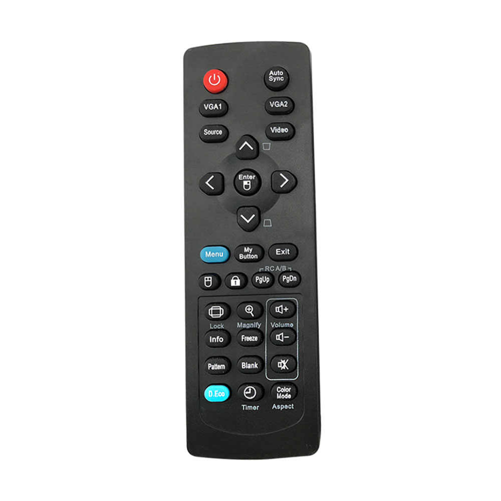 Compatible Replacement Vivitek /'QUMIQ/' Series Projector Remote Control