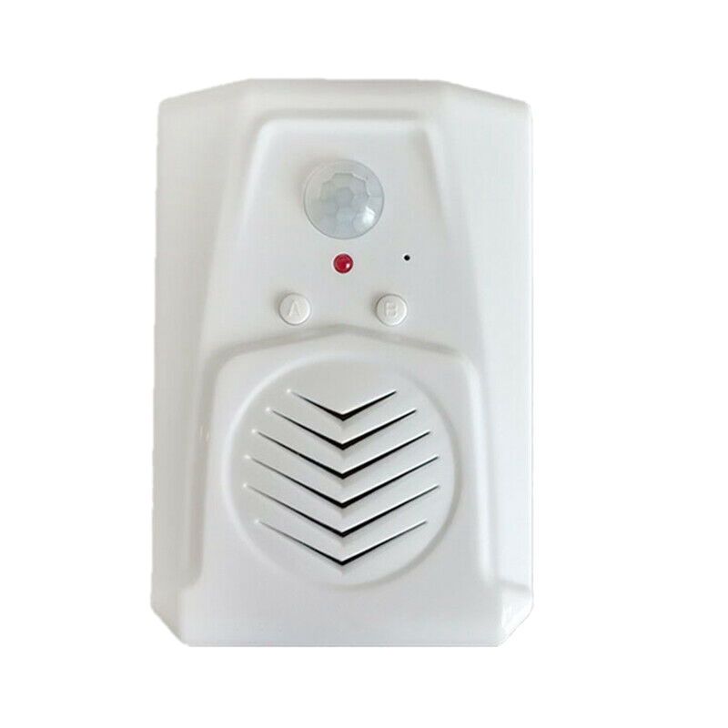 Hot 3C-Sensor Motion Door Bell Switch MP3 Infrared Doorbell Wireless PIR Motion Sensor Voice Prompter Welcome Door Bell Entry Al