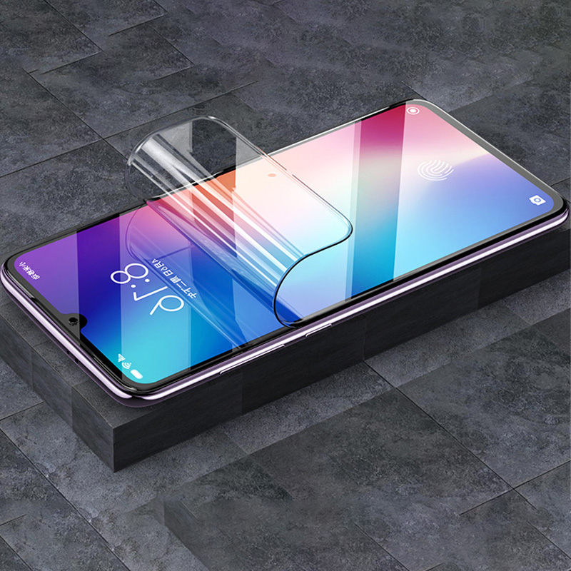 3Pcs Hydrogel Film For Xiaomi Redmi 6 6A 7 7A 8 K20 Pro Screen Protector For Redmi Note 6 7 8 Pro Soft Protective Film Not Glass 6