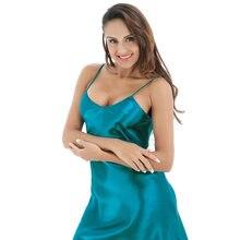 Пикантное домашнее модное женское платье для сна с ремнем из