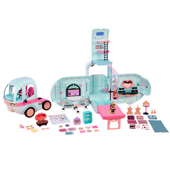 L.O.L.SURPRISE! lol doll Surprise Toys Car Bus Cosplay Surprise Doll Generation DIY Manual Blind Action figure children for Toy eaki genuine diy surprise doll toy plastic toys diy toy princess doll for children girl birthday christmas gifts