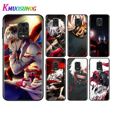 Silicone Black Cover Tokyo Ghouls  Anime For Xiaomi Redmi Note 9 9S Pro Max 8T 8 7 6 5 Pro 5A 4X 4 Phone Case Bag no ghouls allowed