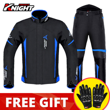 Motorbike Jacket Suit Clothing Protective-Gear Riding Racing Off-Road Windproof