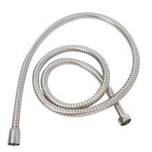Прочная водопроводная Гибкая душевая трубка из нержавеющей стали труба для ванной 90 градусов регулируемая настенная душевая головка держатель