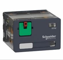 цена на RPM42P7 Power Plug-in Relay - Zelio RPM - 4 C/O - 230 V AC - 15 A - with LED Zelio Electromechanical Relays Original