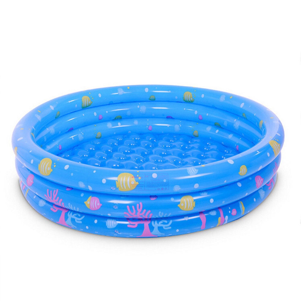 Indoor Sports Pit Water Play Eco-friendly Toys PVC Inflatable Baby Soft Ball Pool Shade Kids Swimming Balls Not Included