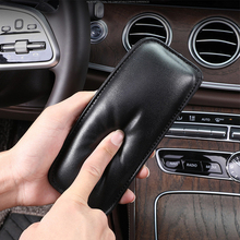 Pillow Car-Leg-Cushion Knee-Pad Memory-Foam Auto-Interior-Accessories Thigh-Support Universal