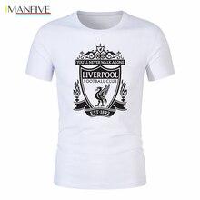 Liverpool T Shirt YouLl Never Walk Alone Football Men T-Shirt Club Ynwa Mens Gift Tee