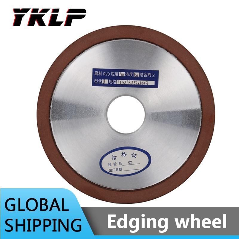 150 мм Алмазный шлифовальный круг шлифовальный диск для металлообработки Фрезерный резак роторный абразивный инструмент 150/180/240/320 #|Шлифовальные круги|   | АлиЭкспресс