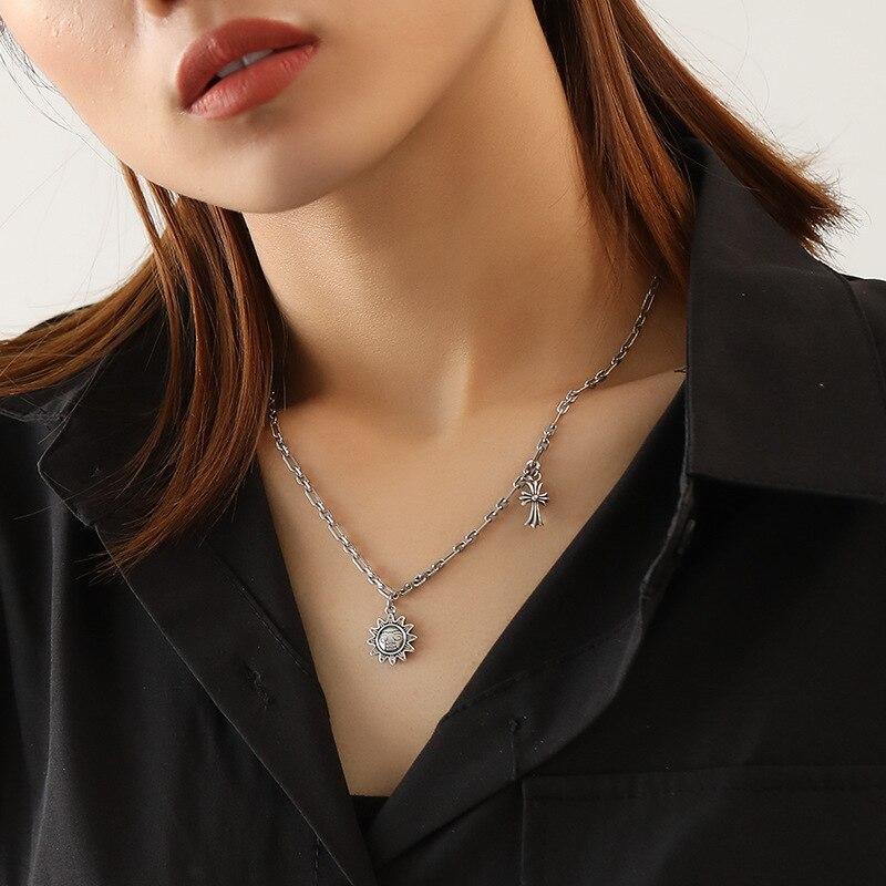 Купить leouerry 925 стерлинговое серебро оригинальная женская цепочка