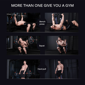 Muscle Bench Press Resistance Band Press Chest Stretcher Chest Expander Bench Press Stretch Training Fitness