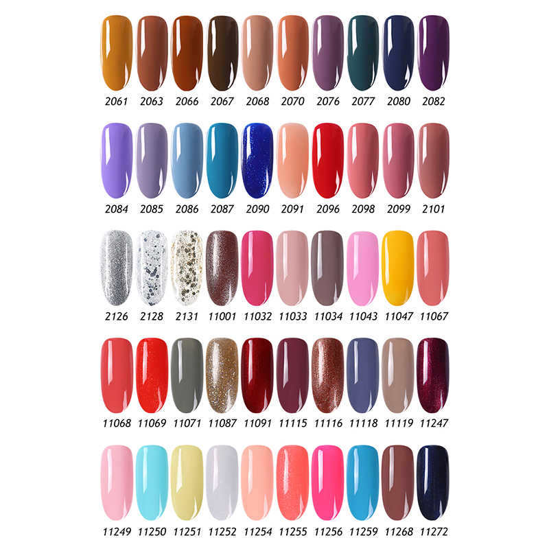 Clou Beaute 8ml UV Gel Nagellack Farbe Nagel Gel Tränken weg vom LED UV Hybrid Gel Lack Tränken Weg langlebige Nail art Gel Lack