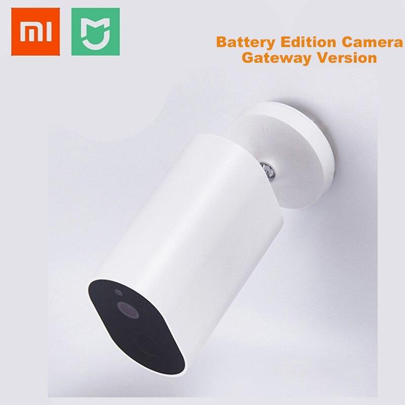 NEW Xiaomi IP Camera IMILAB CMSXJ11A Infrared Wireless Camera IP Stable Signal AI Humanoid Detection Smart IP65 Mijia App Camera