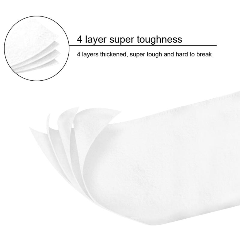 4 Barrels 4 Layers Of Wood Sanitary Paper Thickened Roll Toilet Paper Durable Paper Towels Home Bath Health Toilet Paper TSLM1