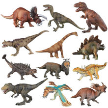 The Dinosaur Model Collection Model Toy Gift Ornaments Jurassic Brachiosaurus Herbivorous Dinosaurs Giraffe toys for children