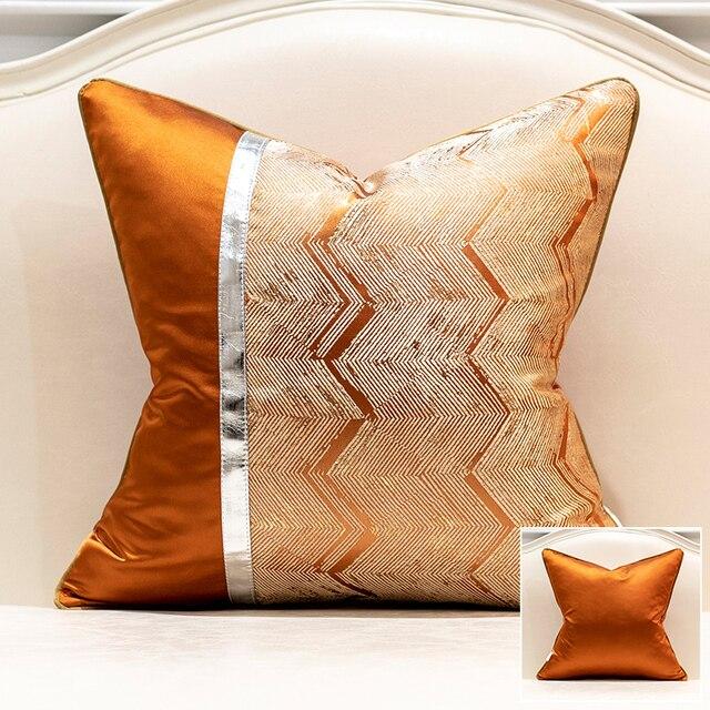 Nowoczesny Top jakości poduszka pod plecy do sofy pokrywa powstrzymać go może już tylko bramkarz pokój biurowy na siedzenie w samochodzie poszewki na poduszki