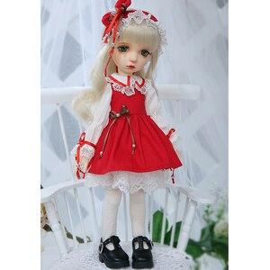 Image 4 - OUENEIFS Doll BJD Colette aimd 3.0 open Head YOSD Doll 1/6 Body Model  Girls Boys Doll Shop