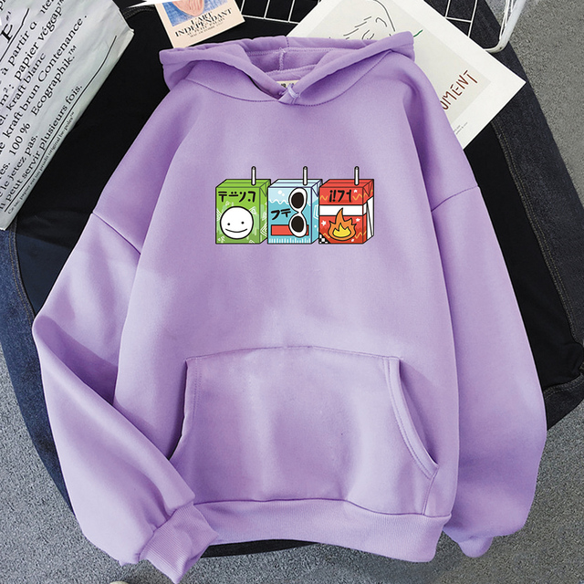 Dream Team Juice Boxes Hoodie Dream Smp Aesthetic Oversized Harajuku Sweatshirts Womens Unisex Graphic Long Sleeve Clothes Tops 3