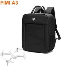 Sac à dos pour FIMI A3 sac de rangement sac de rangement à bandoulière accessoires pour FIMI A3 Drone télécommande étui de transport