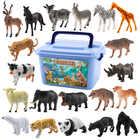 Enfants faune simulation modèle jouet animal costume garçon jouet biologie - 2