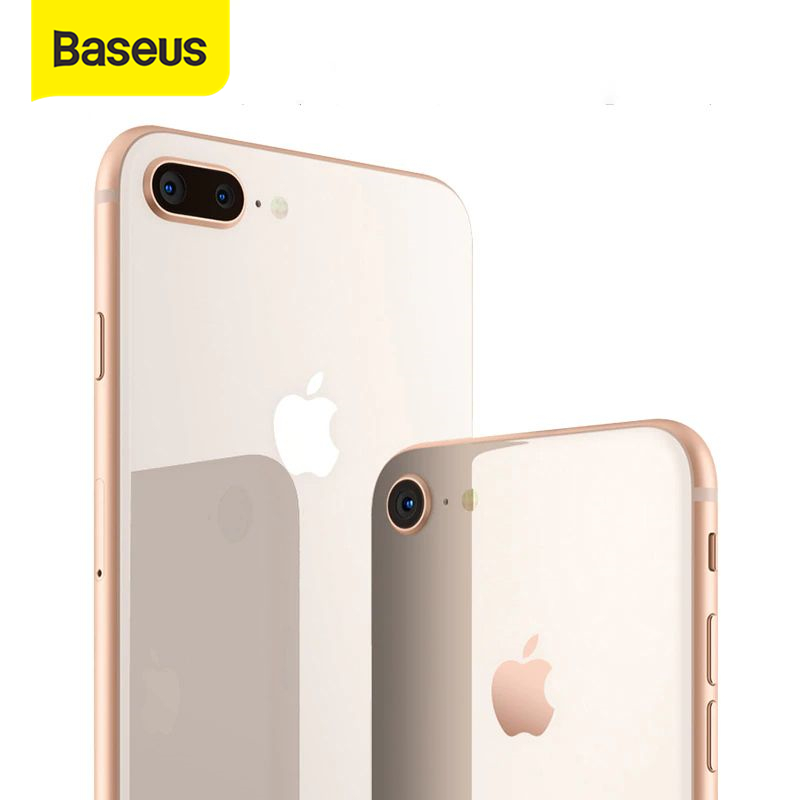 Baseus High Transparency Soft TPU Case For iPhone 8 8 Plus Ultra Thin Silicone Case For