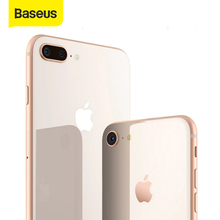 Baseus High Transparency Soft TPU Case For iPhone