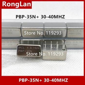 [BELLA] Mini-Circuits PBP-35N+ 30-40MHZ 50 ohm line low pass filter  --2PCS/LOT