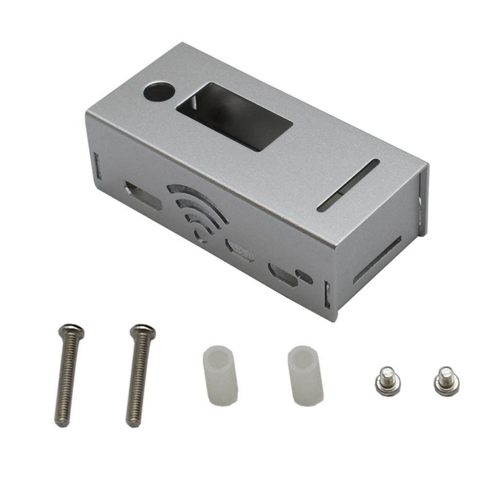 CNC Aluminum Alloy Case For Mini Station Radio Station Rainsun MMDVM Expansion Hotspot Wi-fi Voice Modem Raspberry Pi W Zero