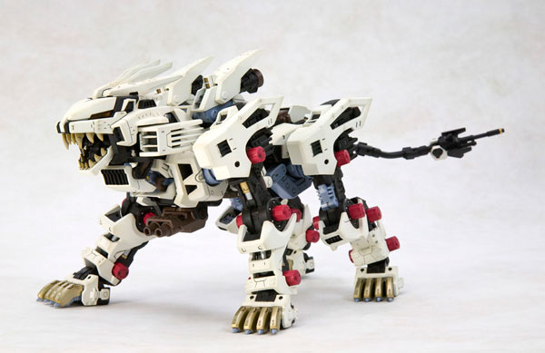 Model ROBOT ANIMAL ZOIDS 1/72 Handing Building Liger ZERO 00 Destiny Armor Unchained Mobile Suit Kids Toys