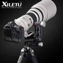 Xiletu xgh 3 Профессиональный heavy duty карданный головы 360