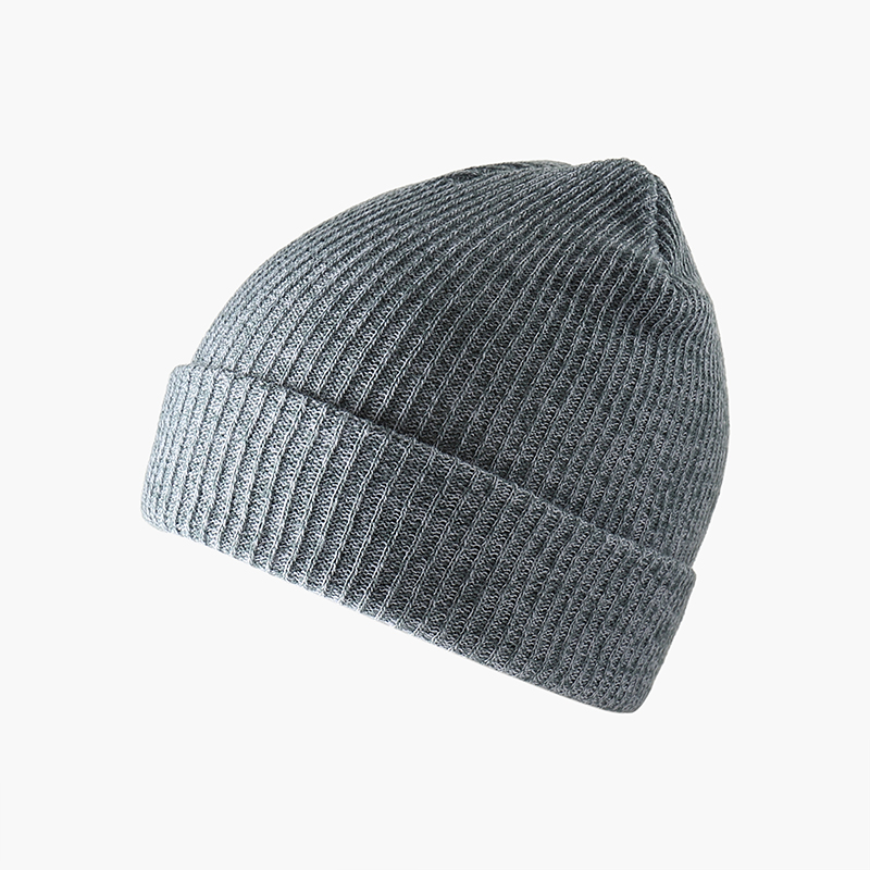 New Solid Winter Beanies Men Casual Beanies For Boy Women Warm Knitted Autumn Hat Fashion Soft Hip-hop Beanie Hat Unisex Cap