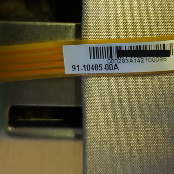 AMT10485 91-10485-00A Touch Screen Glass for Operator's Panel repair~do it yourself, Have in stock