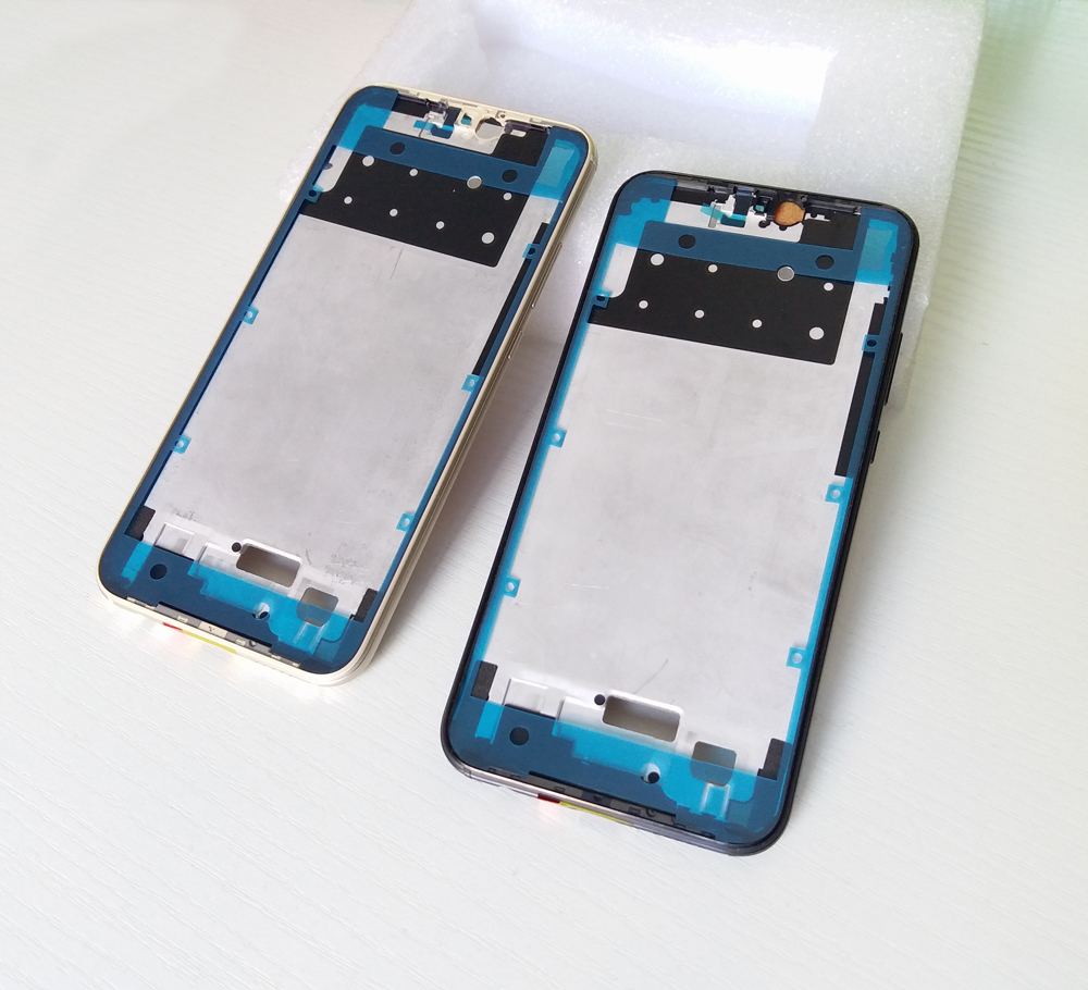 P20 Lite LCD Holder Front Frame Housing For Huawei P20 Lite Cover Replacement Parts Phone Housing P20lite