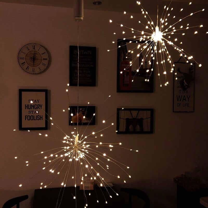 explosión 120160200 luz aire fuegos LED al artificiales nO0k8wP