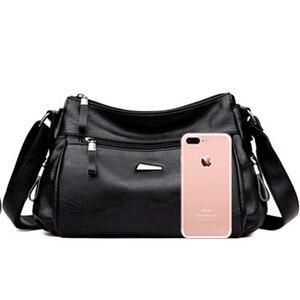 Высококачественные роскошные Сумки из искусственной кожи, женские сумки, дизайнерская повседневная женская сумка-мессенджер, женская сумк...