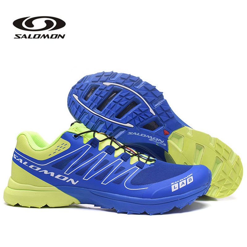 Salomon Speed Cross 15 Fencing Shoes Men's Sneakers Men's Shoes Salomon S-LAB Sports Coss-Country Men Running Shoes