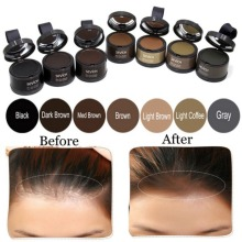 Тени для волос, пудра, линия для волос, модифицированный ремонт, тени для волос, пудра для стрижки, макияж, консилер для волос, покрытие для корней волос, унисекс, мгновенно