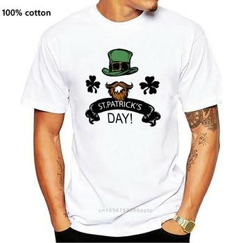 Saint Patricks Day Shirt Irish T-Shirt Unisex Short Sleeve Tee Festival T-Shirt Outfit Tee Shirt 1