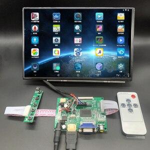 Мини-компьютер для Raspberry Pi Banana/Orange Pi, IPS ЖК-дисплей, монитор с пультом дистанционного управления, 2AV HDMI VGA