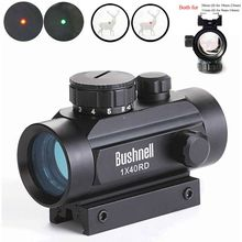11mm 20mm Rail Holographic Riflescope Hunting Optics Red Dot Sight Tactical Scope