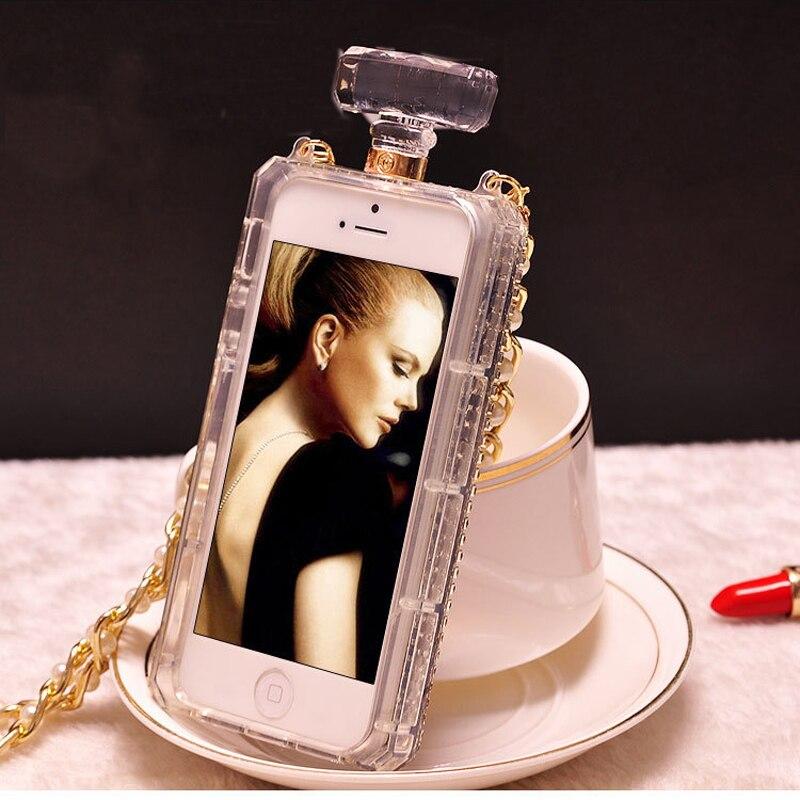Luxury 3D Diamond Case TPU Rhinestone Bling Cover Diamante Coque Capa - Բջջային հեռախոսի պարագաներ և պահեստամասեր - Լուսանկար 5