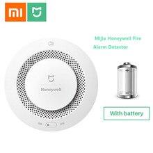 Per Xiaomi Mijia Honeywell allarme antincendio sensore di fumo rilevatore di Gas lavoro Gateway multifunzione 2 controllo APP di sicurezza domestica intelligente