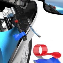 2шт Мотоцикл круиз Assist опора для рук Дроссельный ускоритель управление рокер ручки Универсальный подходит для 7/8 руль