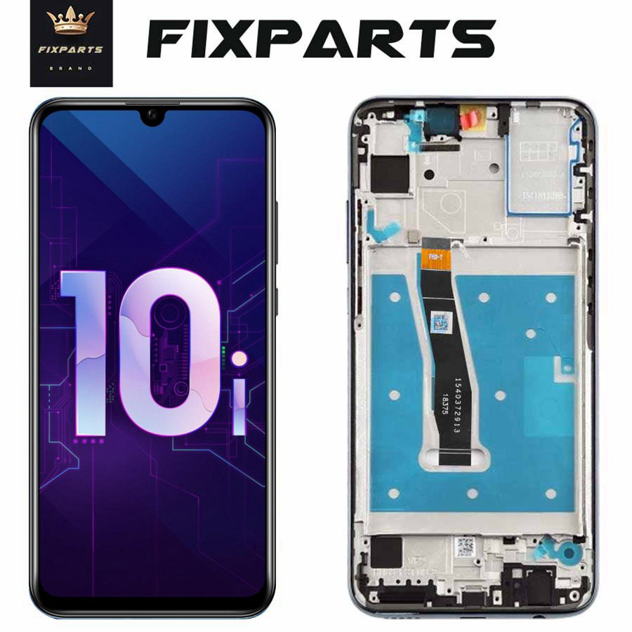 6.21inch 100% New Original LCD For Huawei Honor 10i / 20i HRY-LX1T LCD Display+Touch Screen Digitizer Assembly Lcd Replace+Frame