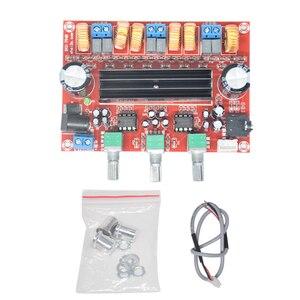 Image 3 - TPA3116D2 50Wx2+100W 2.1 Channel Digital Subwoofer Power Amplifier Board 12~24V Amplifier Boards Modules